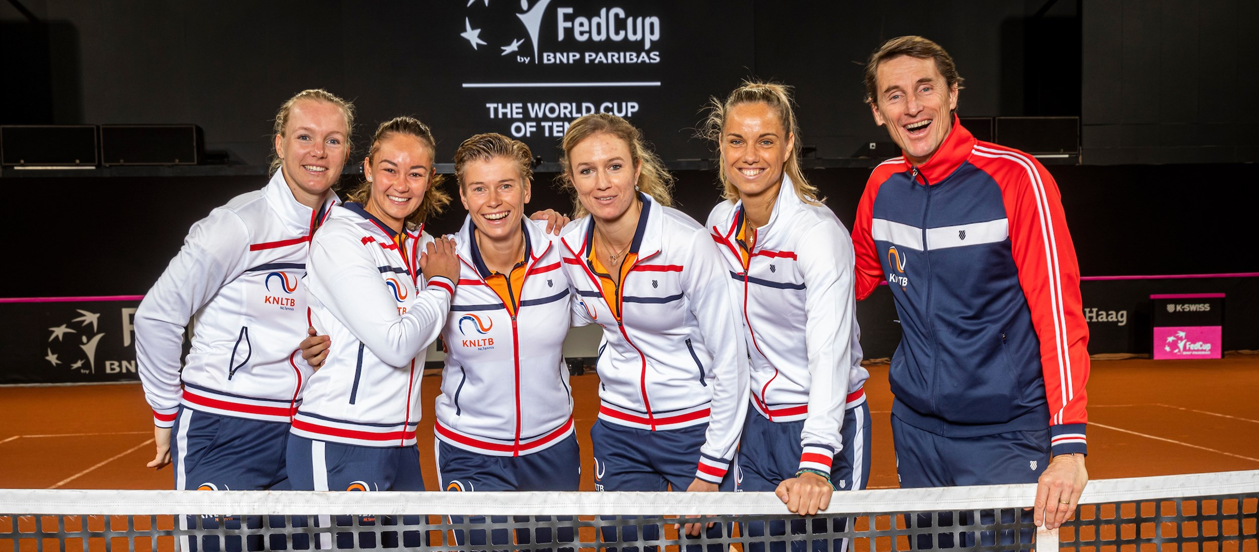 Fed Cup team